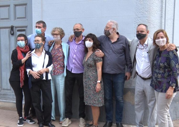 Tàrrega dedica un espai urbà a la memòria del Dr. Josep Domingo Mas en el centenari del seu naixement