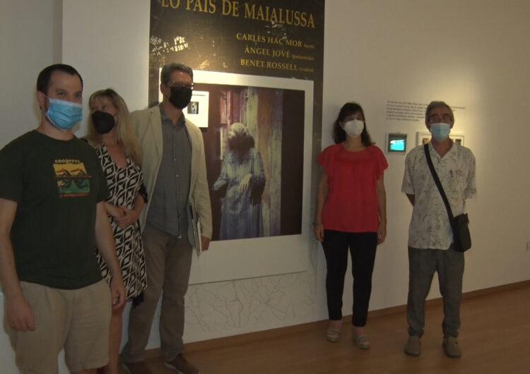La Sala Marsà de Tàrrega exhibeix 'Lo País de Maialussa', un treball conjunt de Carles Hac Mor, Àngel Jové i Benet Rossell
