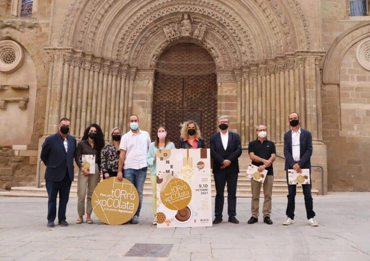 La Fira més dolça de Catalunya torna un any més de manera presencial i plena d'activitats