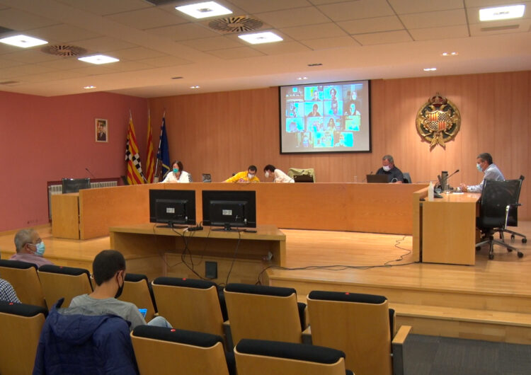 L'Ajuntament aprova augmentar la taxa de recollida de residus un 20%