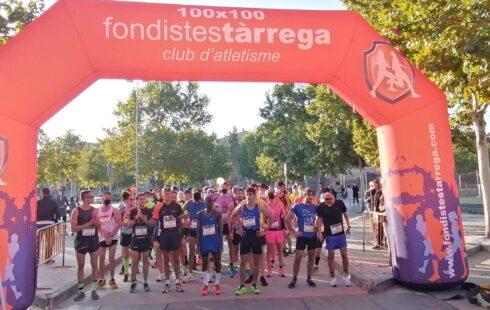 La Mitja Marató Ciutat de Tàrrega inicia la temporada de les Mitges de Ponent