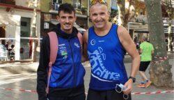 Els atletes Targarins Xavier Badia i Josep Ramon Sanahuja aconsegueixen…