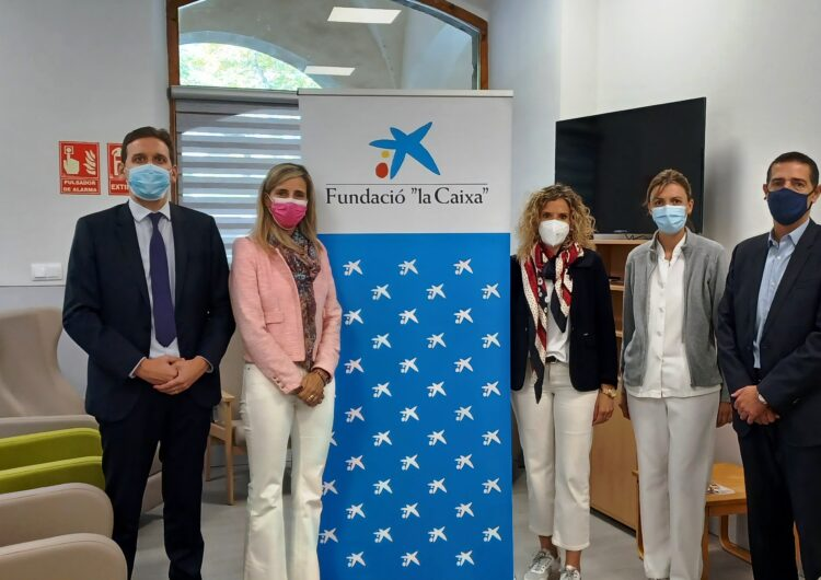 """La Fundació """"la Caixa"""" i CaixaBank col·laboren amb l'Ajuntament d'Agramunt"""