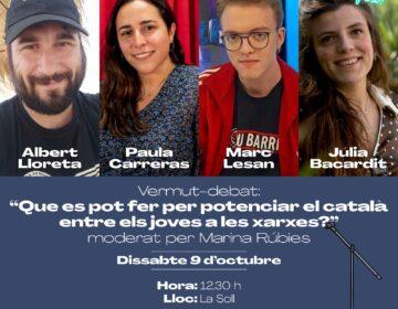Lo Memefest debatrà com potenciar el català a les xarxes entre els joves