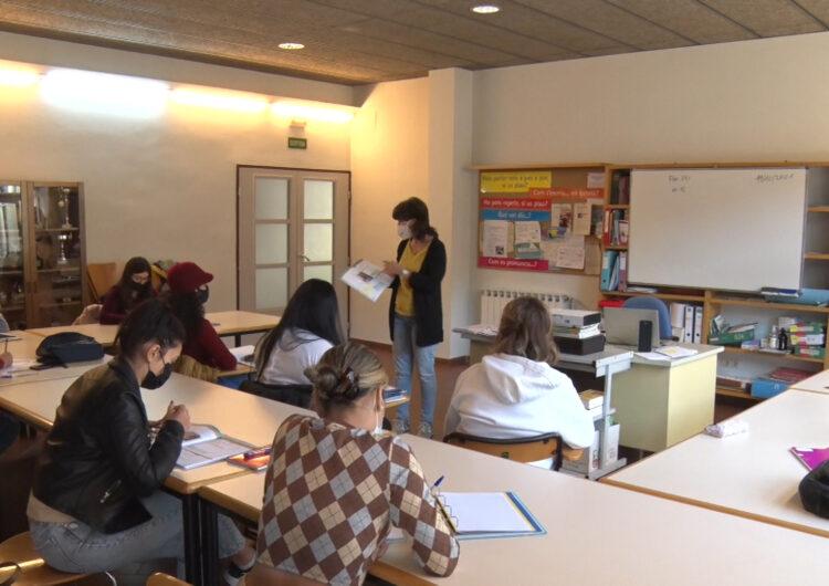 L'Aula de Llengua de Tàrrega emprèn un nou curs amb el màxim d'alumnes