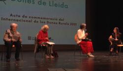 'Dones rurals. Dones de Lleida': 68 dones lleidatanes referents nascudes…